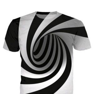 Other - Mind Blowing Optical Illusion Shirt - Unisex